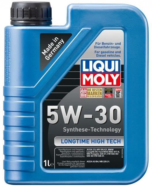 ed4a63cd02 LIQUI MOLY Motorový olej LONGTIME HIGH TECH 5W-30