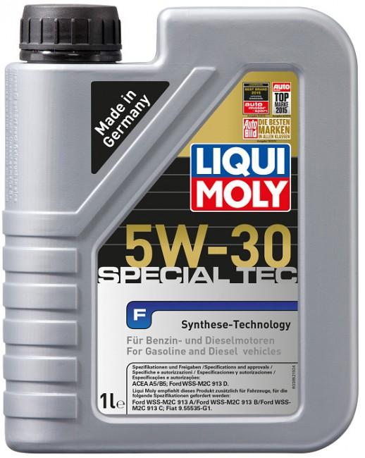 d8735fc78c LIQUI MOLY Motorový olej SPECIAL TEC F 5W-30