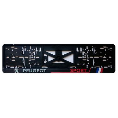 3D podznačky Peugeot Sport