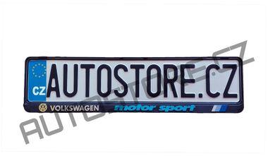 3D podznačky VW Motor Sport
