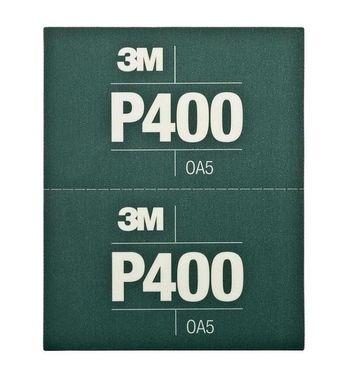 3M Ručný brúsny hárok P400 34337