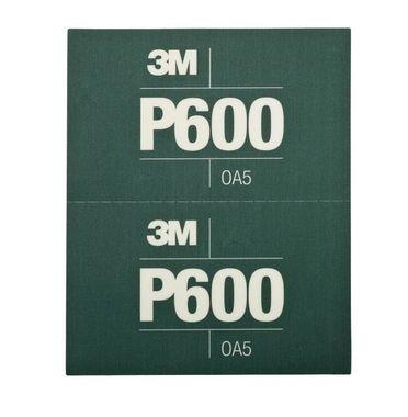 3M Ručný brúsny hárok P600 34339