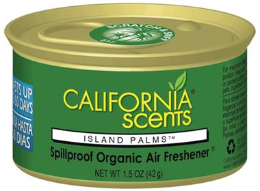 CALIFORNIA SCENTS Palmové ostrovy