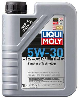 LIQUI MOLY Motorový olej SPECIAL TEC 5W-30