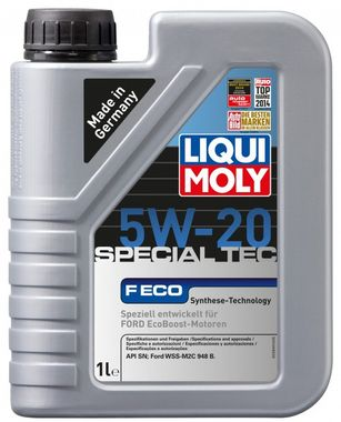 LIQUI MOLY Motorový olej SPECIAL TEC F ECO 5W-20