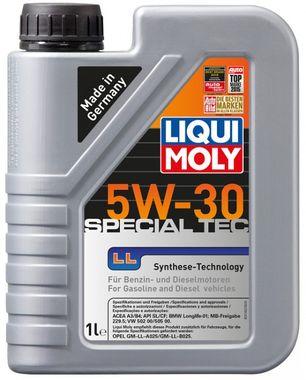 LIQUI MOLY Motorový olej SPECIAL TEC LL 5W-30
