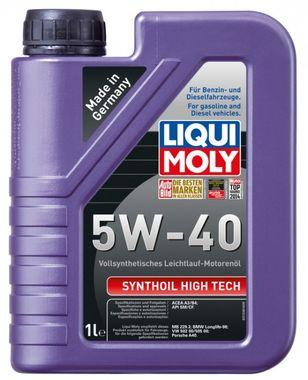 LIQUI MOLY Motorový olej Synthoil High Tech 5W-40