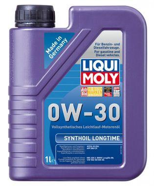 LIQUI MOLY Motorový olej Synthoil LongTime 0W-30