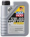 LIQUI MOLY Motorový olej TOP TEC 4100 5W-40