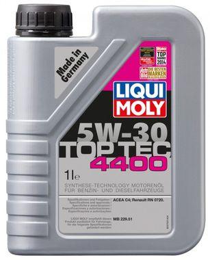 LIQUI MOLY Motorový olej TOP TEC 4400 5W-30