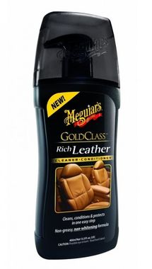 MEGUIARS Čistič kože G17914