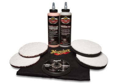 MEGUIARS DA Microfiber Correction System Kit 5
