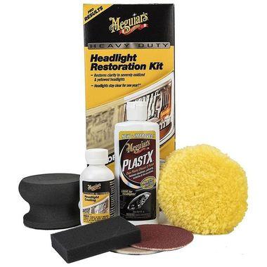 Meguiars Heavy Duty Headlight Restoration Kit G2980