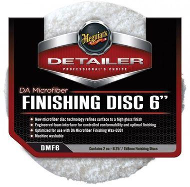 MEGUIARS DA Microfiber Finishing Disc DMF6
