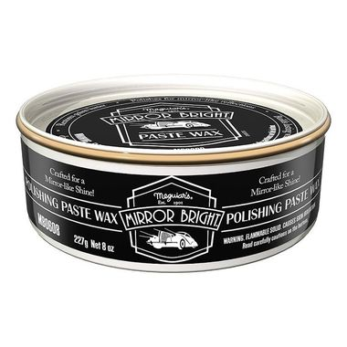 MEGUIARS Mirror Bright Polishing Paste Wax Leštenka s voskom MB0608