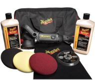 MEGUIARS Mirror Glaze Soft Buff DA Kit 140