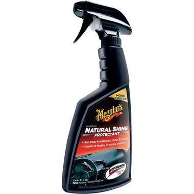 MEGUIARS Natural Shine Vinyl & Rubber Protectant G4116