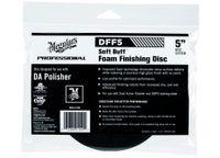 """MEGUIARS Soft Buff Foam Finishing Disc 5"""" DFF5"""