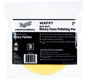 MEGUIARS Soft Buff Rotary Foam Polishing Disc 178mm WRFP7