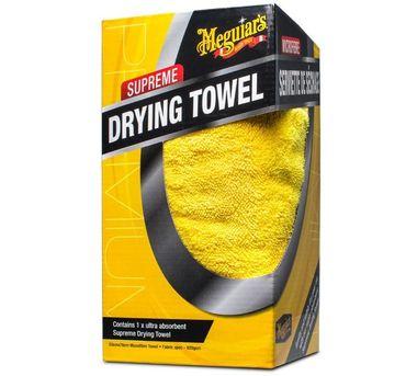 MEGUIARS Supreme Drying Towel – Sušiaci uterák z mikrovlákna