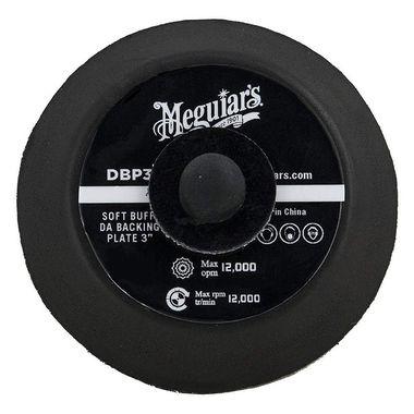 MEGUIARS Unášací tanier na orbitálnu leštičku 75mm DBP3