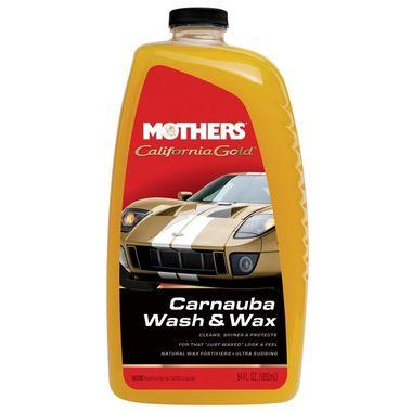 MOTHERS California Gold Carnauba Wash & Wax 1892ml