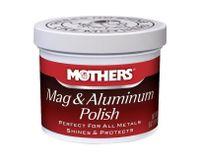 MOTHERS Mag & Aluminum Polish Leštenka na kovy 141g