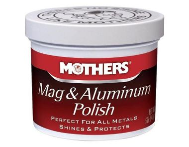 MOTHERS Mag & Aluminum Polish Leštenka na kovy 283g