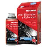 MOTHERS Odor Eliminator & Refresher New Car