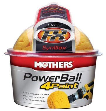 MOTHERS PowerBall 4Paint Leštiaci nádstavec do vŕtačky