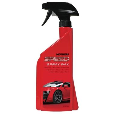 MOTHERS Speed Spray Wax - Vosk v rozprašovači 710ml