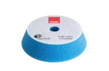 RUPES Leštiaci kotúč modrý Coarse 100mm