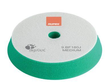 RUPES Leštiaci kotúč zelený Medium 180mm