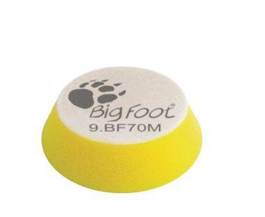 RUPES Leštiaci penový kotúč žltý Fine 70mm