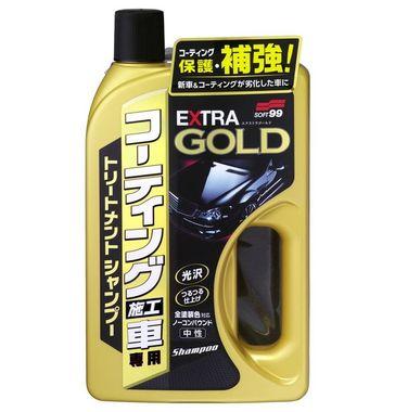 SOFT99 Autošampón Extra Gold