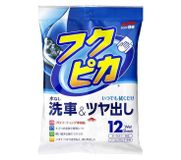 SOFT99 Fukupika Wash & Wax 12 Wipes