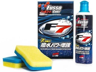 SOFT99 Fusso Coat F7 All Colours
